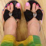 Social Media Feet
