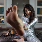 Stella Liberty's Feet