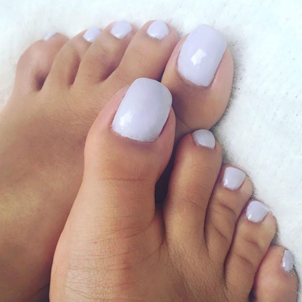 Beautiful Columbian Feet
