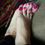 beauty and feet