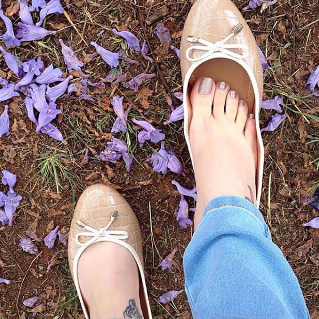 gorgeous spanish feet
