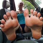 kailey's pretty feet