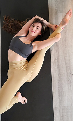 Jamie Marie Yoga